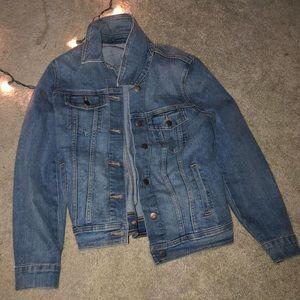 Jean jacket! 🌟🌟